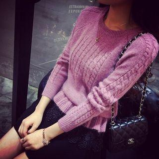 Rib Knit Sweater 1062500371