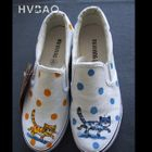 Strolling Cats Canvas Slip-Ons от YesStyle.com INT