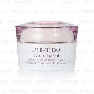 Buy Shiseido – White Lucent Brightening Massage Cream N 80ml/2.8oz