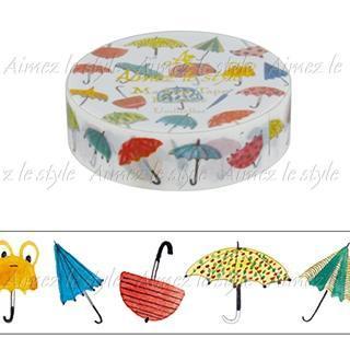 Umbrella   Tape   Mask