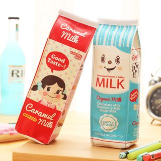 Milk Carton Pencil Case 1053407878