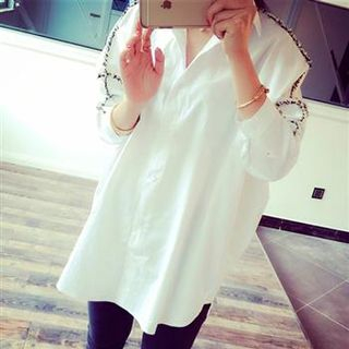 Blouse White - One Size 1053105317