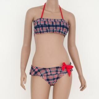 Picture of Cookie 7 Plaid Bikini 1022835597 (Cookie 7 Apparel, Womens Swimwear, South Korea Apparel, South Korea Swimwear)