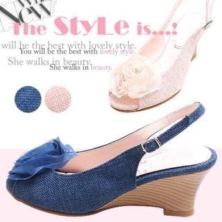 Buy Woorisin Wedge Sandals 1022870879