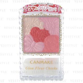 Canmake - Glow Fleur Cheeks (#06 Milky Red Fleur) 6.3g 1040512681