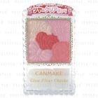 Canmake - Glow Fleur Cheeks (#06 Milky Red Fleur) 6.3g 1596