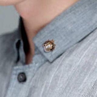 Image of Beetle Brooch