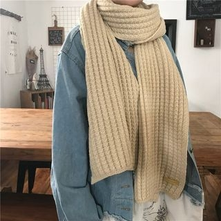 Ribbed Scarf 1063490948
