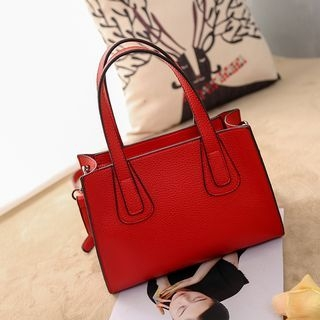 Faux-Leather Tote 1064729651