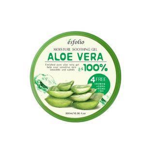 esfolio - Moisture Soothing Gel Aloe Vera 100% 300ml 300ml 1055190550