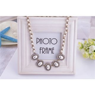 Faux Pearl Necklace 1039126788