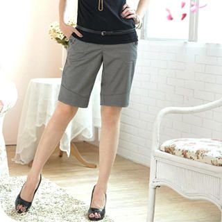 Buy Tokyo Fashion Belted Dress Shorts 1023000302