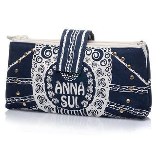 Buy Anna Sui – Denim Pouch 1pc