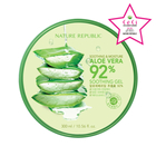 NATURE REPUBLIC - Soothing & Moisture Aloe Vera 92% Soothing Gel 1596