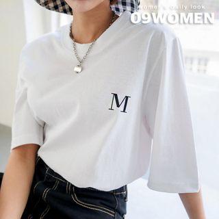 T-Shirt | Globe | Print | Plus | Size