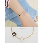 Shape Charm Bracelet 1596