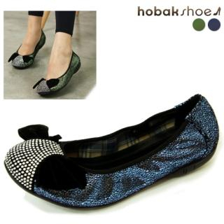 Buy HOBAK girls Rhinestone Accent Flats 1022976702