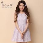 Floral Print Tank Dress от YesStyle.com INT
