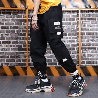 Image of Cargo Denim Shorts