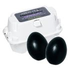 Holika Holika - Smooth Egg Skin Egg Soap Set (Charcoal) 2pcs 1596