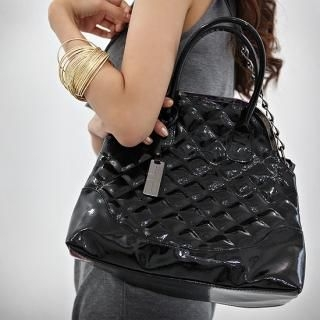 Buy Alice Room Diamond Quilted Tote 1022936011