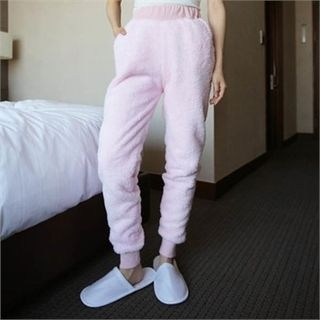 Band-Waist Fleece Sweatpants 1055883081