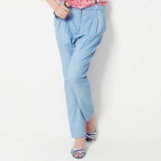 Picture of COZY Baggy Pants 1023062220 (Womens Baggy Pants, COZY Pants, South Korea Pants)