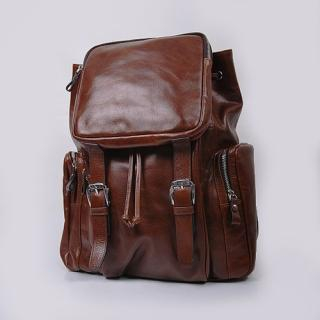 Buy Belivus Leather Backpack 1022592696