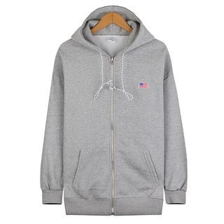 Pocket-Side Appliqu  Hoodie 1057817970