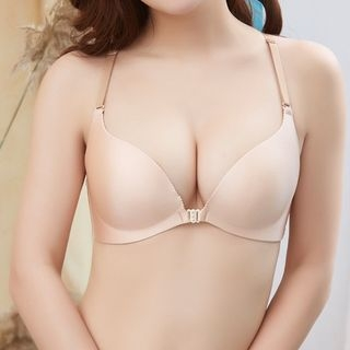 Front Closure T-Shirt Bra 1061412999