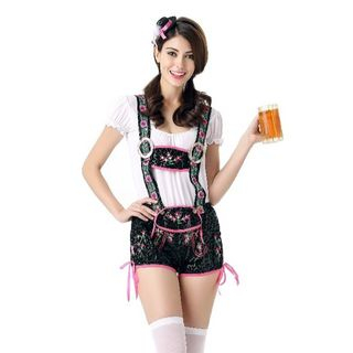 Beer Waitress Party Costume 1062153333