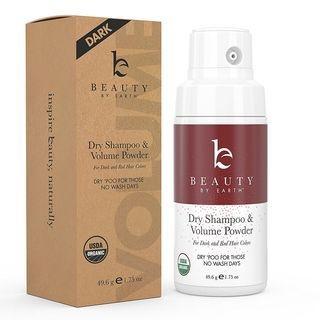 Beauty by Earth - Organic Dry Shampoo (Dark Hair Color), 49.6g 49.6g / 1.75oz 1064549009