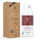 Beauty by Earth - Organic Dry Shampoo (Dark Hair Color), 49.6g 49.6g / 1.75oz 1596