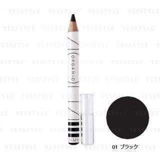 Image of Aqua Aqua - Organic Eye Pencil (#01 Black) 1 pc