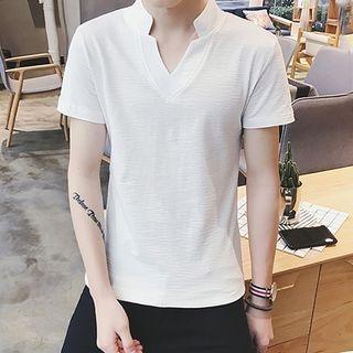 Short-Sleeve V-Neck T-Shirt 1060648515