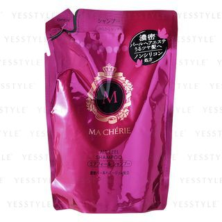 Shiseido - Ma Cherie Air Feel Shampoo EX (Refill) 380ml 1061949106