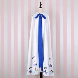 butterfly-embroidered-hooded-long-cape