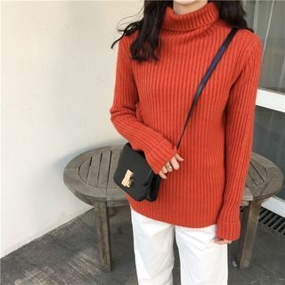 Ribbed Knit Top 1063277378