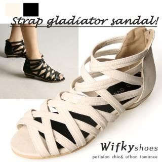 Buy Wifky Strappy Sandals 1022658467