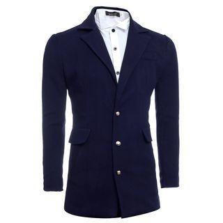 Notch Lapel Coat 1055023371