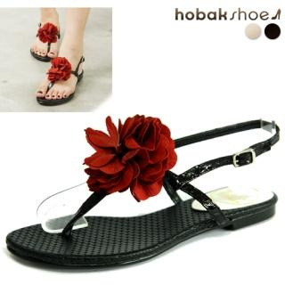 Buy HOBAK girls Rosette Sandals 1022976662