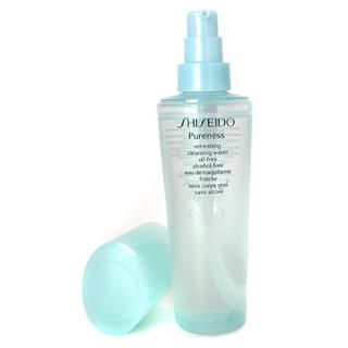 Buy Shiseido – Pureness Refreshing Cleansing Water Oil-Free 150ml/5oz