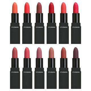 3 CONCEPT EYES - Matte Lip Color (18 Colors) #907 Old Dress 1060966619