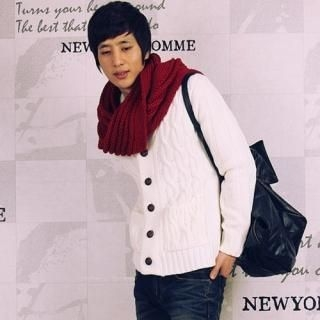 Buy Newyorkhomme Cable-Knit Cardigan 1021890517