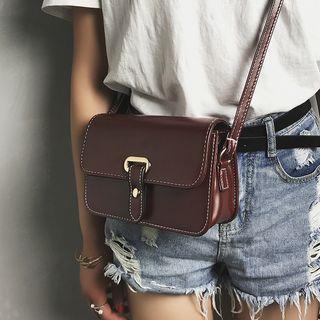 Image of Belted Crossbody Bag