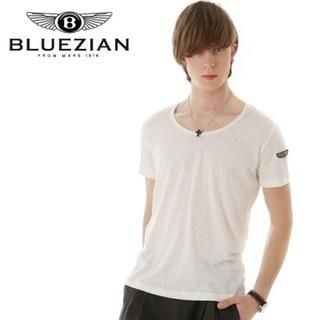 Picture of BLUEZIAN Basic Tee Shirt 1022588076 (BLUEZIAN, Mens Tees, South Korea)