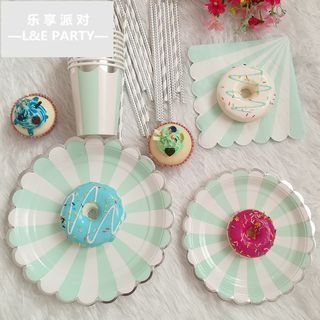 Paper Plate / Cup / Disposable Spoon / Fork / Knife / Table Mat 1062083879