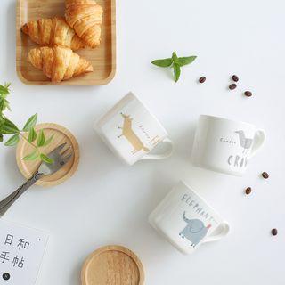 Ceramic Mug with Lid 1061927891