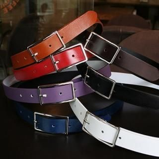 Buy MITOSHOP Square Buckled Belt 1022790334