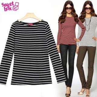 Buy Sweetbox Stripe Tee 1021438031